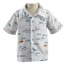 Load image into Gallery viewer, White Fish Shirt