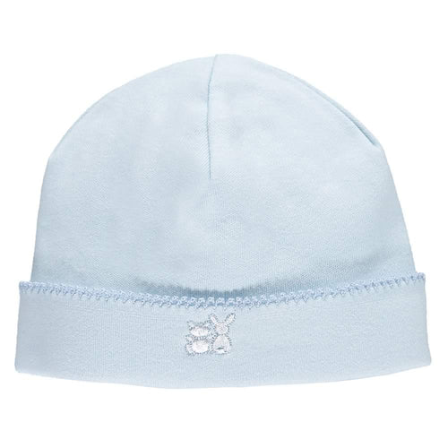 Pale Blue Baby Hat