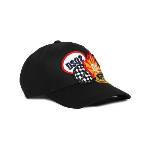 Black Badge Logo Cap