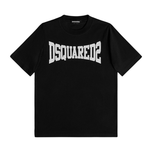 Black DSQUARED2 Logo T-Shirt