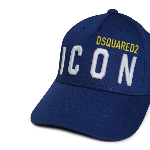 Blue Icon Cap
