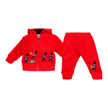 Load image into Gallery viewer, Red Vlado Tracksuit