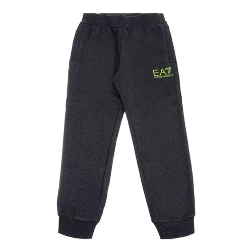 Grey & Lime Sweat Pants