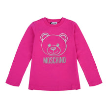 Load image into Gallery viewer, Moschino Girls Sale Pink Toy Top