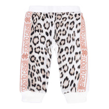 Load image into Gallery viewer, Leopard Print Sweat Pants