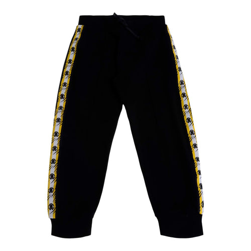 Black & Yellow Sweat Pants