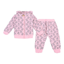 Load image into Gallery viewer, Moschino Baby Girls Sale Pink Toy Tracksuit
