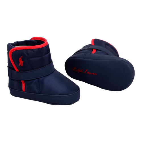 'Tucker' Navy Snow Boots