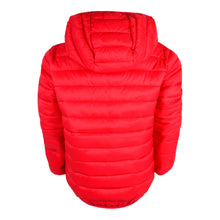 Load image into Gallery viewer, Red Lightweight Puffer Jacket