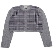 Load image into Gallery viewer, Girls Grey Cardigan