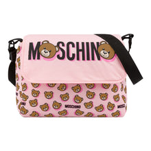 Load image into Gallery viewer, Moschino Baby Pink Toy Baby Bag & Mat