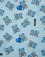 Load image into Gallery viewer, Pale Blue Multi Toy Blanket