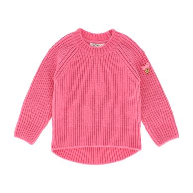 Pink 'Blanche' Knitted Jumper