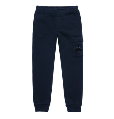Navy Lens Sweat Bottoms