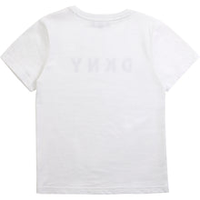 Load image into Gallery viewer, White Logo Boys T-Shirt