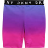 Purple Blended Cycling Shorts