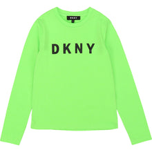 Load image into Gallery viewer, Neon Green Long Sleeved Top
