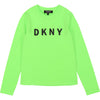 Neon Green Long Sleeved Top