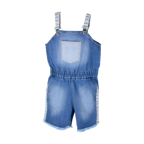 Denim Blue Playsuit