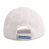 White BOSS Cap