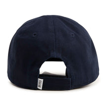Load image into Gallery viewer, Navy Logo BOSS Cap