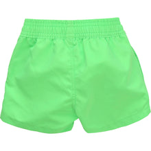 Load image into Gallery viewer, Neon Green Swim Shorts