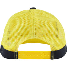 Load image into Gallery viewer, White & Yellow Mesh Cap