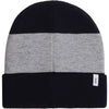 Navy & Grey BOSS Beanie