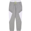 Grey & White Sweat Pants