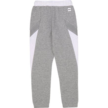 Load image into Gallery viewer, Grey & White Sweat Pants