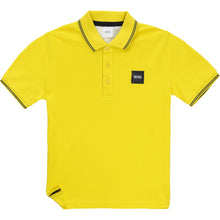 Load image into Gallery viewer, Yellow Rubber Polo Shirt