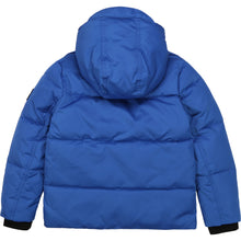 Load image into Gallery viewer, Boys Blue Puffer Jacket