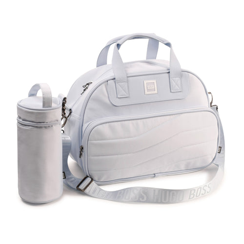 Pale Blue Changing Bag Set