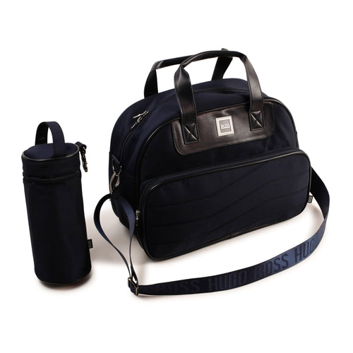Navy Blue Changing Bag Set