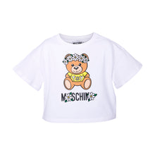 Load image into Gallery viewer, White Toy Daisies T-Shirt