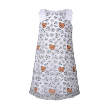 Load image into Gallery viewer, White Daisies Toy Organza Dress