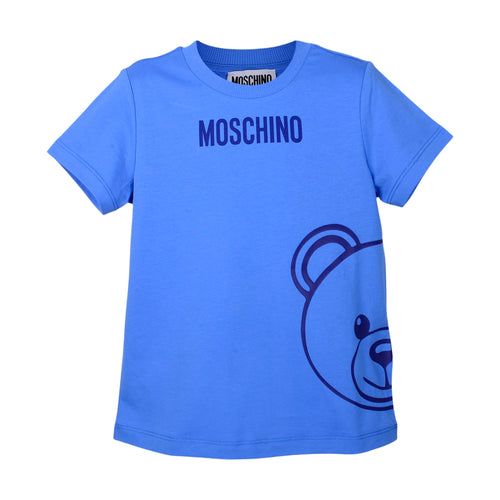 Blue Toy Outline T-Shirt