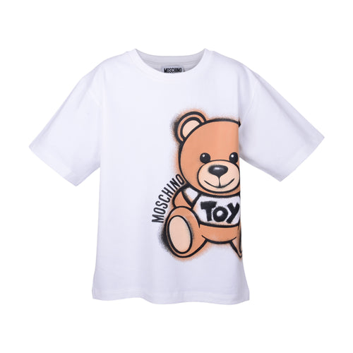 White Side Toy Maxi T-Shirt