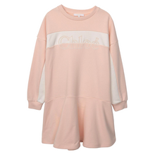 Load image into Gallery viewer, Pink Chloé Sweat Dress