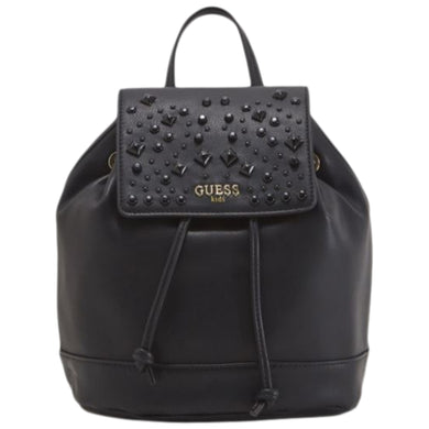 Black Guess Kids Backpack