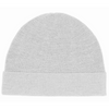Ivory Ribbed Hat