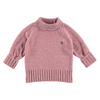 Pink 'Plush' Soft Jumper
