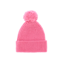 Load image into Gallery viewer, Pink 'North' Knitted Hat