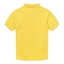 Load image into Gallery viewer, Yellow Polo Shirt