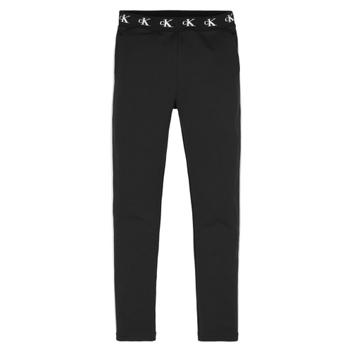 Black Slim Sweat Pant