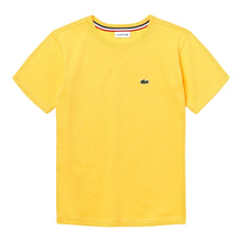 Load image into Gallery viewer, Yellow Logo T-Shirt