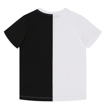 Load image into Gallery viewer, Black & White Logo T-Shirt