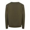 Khaki Arm Lens Sweat Top