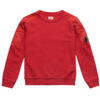 Red Lens Sweat Top