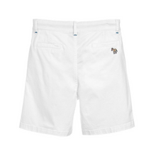 Load image into Gallery viewer, White Chino Shorts